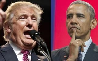 Trump finalmente admite que Obama nació en EE.UU.