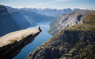 Conoce las más increíbles rocas del mundo para tomarse una foto
