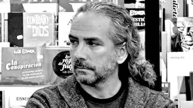 Pedro Pérez del Solar presentó su primer libro de relatos