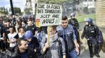 Francia: Polémica reforma laboral enciende una nueva protesta - Noticias de plaza francia