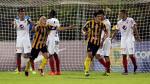 Sportivo Luqueño ganó 2-0 pero quedó fuera de la Sudamericana - Noticias de andres gimenez