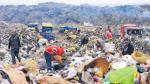 Faltan 132 rellenos sanitarios para cubrir demanda en el país - Noticias de contaminación ambiental