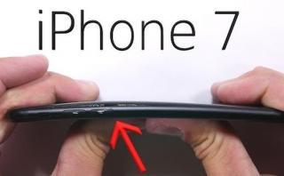 ¿Cuánto soporta el iPhone 7 una prueba de resistencia? [VIDEO]