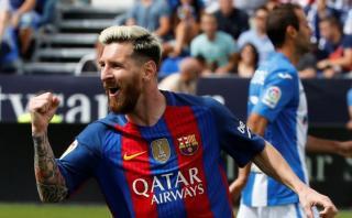 Lionel Messi selló un nuevo récord en el fútbol español