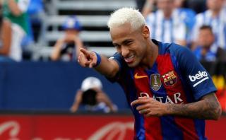 Barcelona: la combinación de la 'MSN' para el tercer gol