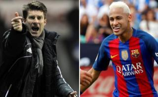 Michael Laudrup critica a Neymar y lo acusa de provocador
