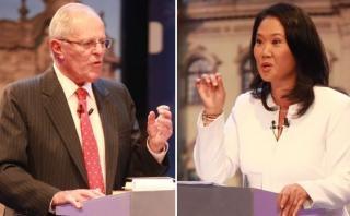 PPK y Keiko Fujimori lideran la encuesta de poder en el Perú