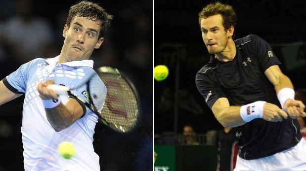 Copa Davis: Argentina se recuperó e iguala ante Gran Bretaña en dobles