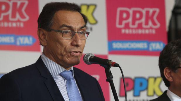 Vizcarra: Gobierno tendrá tolerancia cero ante corrupción