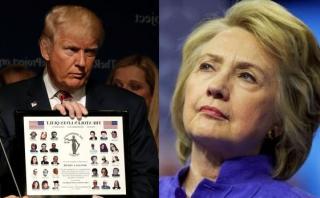 """Trump: Clinton pondría a EE.UU. """"en peligro"""" por inmigrantes"""