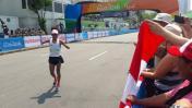 Juegos Paralímpicos: Sotacuro logró cuarto lugar en maratón