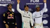 Fórmula 1: Rosberg ganó GP de Singapur y es nuevo líder mundial