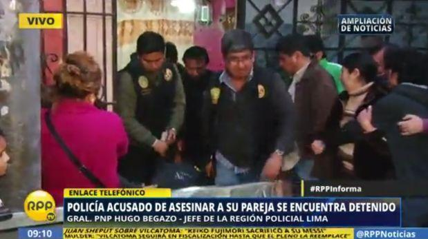 Barrios Altos: mujer murió tras ser apuñalada en su vivienda