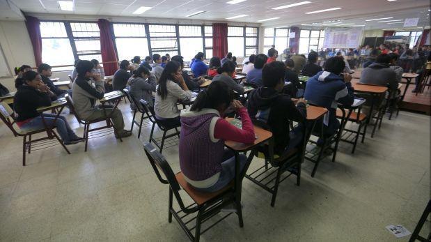 UNMSM: más de 12.350 postulantes rindieron examen de admisión