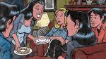 """""""Esos dedos"""", un cuento de Pedro Pérez del Solar - Noticias de lima comics 2013"""