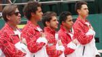 Copa Davis: Perú perdió en dobles ante Venezuela en el Terrazas - Noticias de mauricio echazu