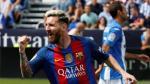 Lionel Messi selló un nuevo récord en el fútbol español - Noticias de fútbol español