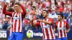 Atlético de Madrid vapuleó 5-0 al Gijón por Liga Santander - Noticias de fernando lopez