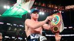 'Canelo' Álvarez noqueó a Smith y ganó título superwelter OMB - Noticias de boxeador filipino