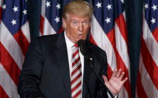 """Declaran """"persona non grata"""" a Trump en municipio de México"""