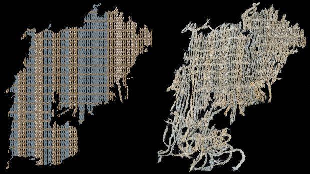 El color índigo se habría originado en el Perú hace 6.000 años