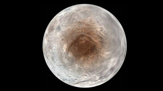 NASA: revelan misterio de las manchas en la luna de Plutón