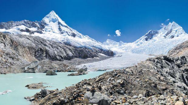 Perú ha perdido el 43% de su superficie glaciar en 40 años