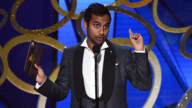 Aziz Ansari se llevó uno de los Emmy por