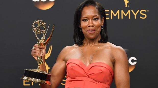 Regina King se llevó el Emmy por