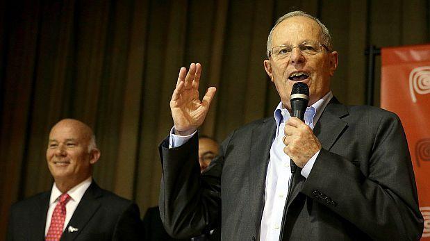 PPK dice que espera tener buena relación con Temer de Brasil