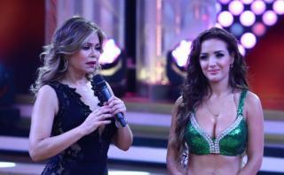 """""""El gran show"""" lideró en ráting con declaraciones de Rosángela"""