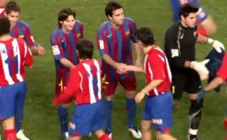 Atlético Madrid no le gana hace 10 años a Barcelona en Camp Nou
