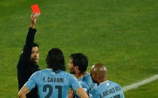 Perú vs. Argentina: Sandro Ricci será el árbitro principal