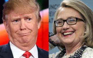 Los multimillonarios detrás de la campaña de Clinton y Trump