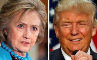 Cuáles serán los temas del primer debate entre Clinton y Trump
