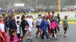 Cerca de 20 mil personas participaron en carrera por las FF.AA. - Noticias de javier arévalo