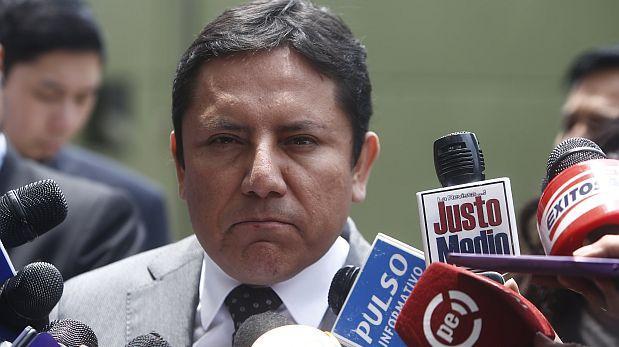Elías Rodríguez renuncia a tercera vicepresidencia del Congreso