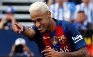 Neymar: lo que piensan Zidane y Simeone de sus malabarismos