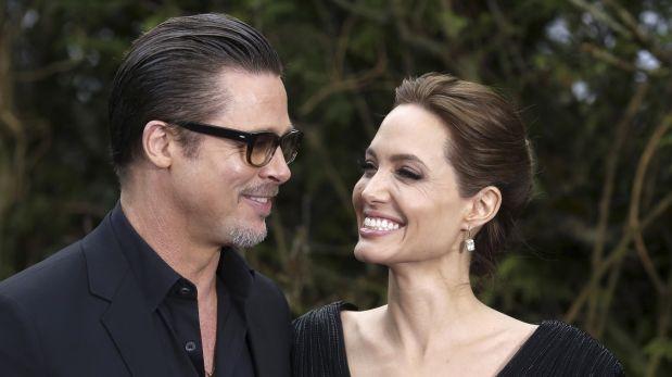 Brad Pitt y Angelina Jolie iniciaron su relación sentimental en el año 2004. (Foto: Reuters)