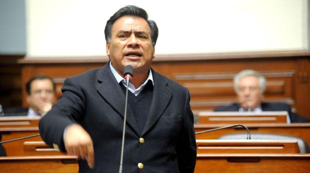 Velásquez: Calificativo de Elías sobre Luciana es deplorable