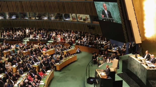 La Asamblea General de la ONU inicia en medio de tensión por los recientes ataques en Nueva York. (Foto: AFP)