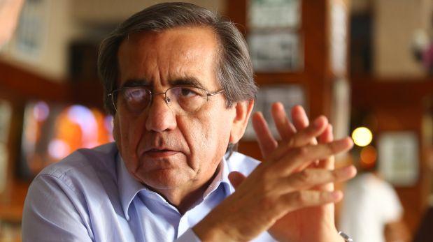 Del Castillo: Rodríguez debería declinar candidatura en el Apra
