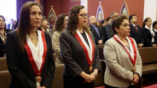 Luz Salgado destacó popularidad del Congreso en reciente sondeo