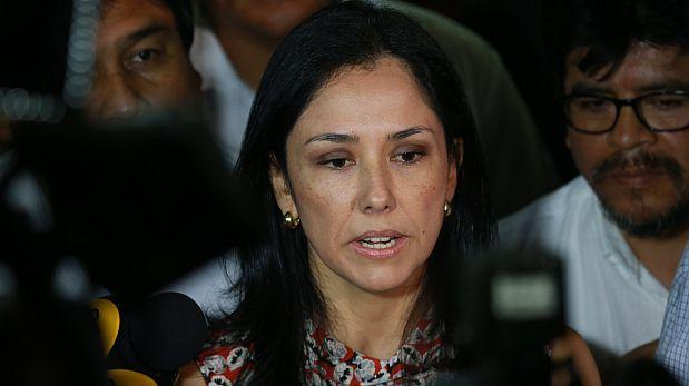 "Nadine Heredia: ""El fujimorismo fue padre del transfuguismo"""