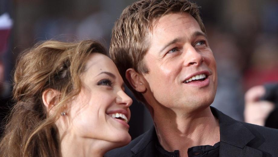 Angelina y Brad en 20 fotos que retratan sus momentos felices