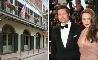 La casa de Angelina Jolie y Brad Pitt que nadie quiere comprar