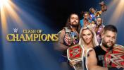WWE Clash of Champions: la cartelera del evento de este domingo