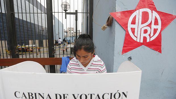 """Apra: piden que secretario se elija a """"un militante un voto"""""""