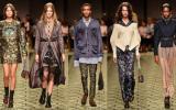 Sigue el London Fashion Week y compra ropa de lujo en Messenger