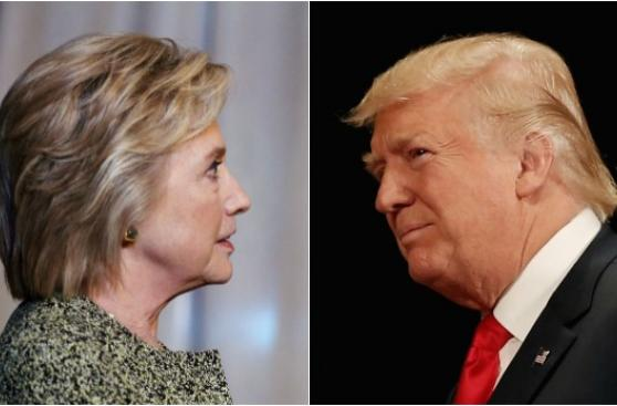 EE.UU.: Debate Clinton-Trump será el más visto de la historia